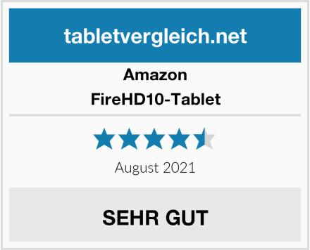 Amazon FireHD10-Tablet Test