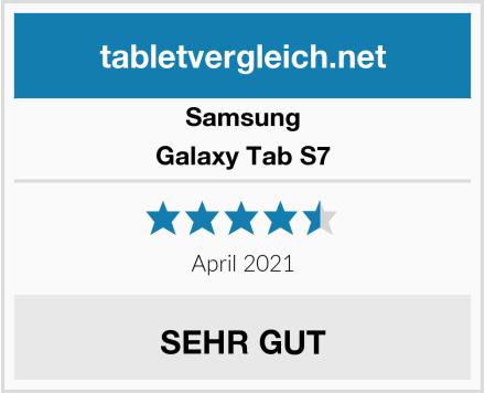 Samsung Galaxy Tab S7 Test