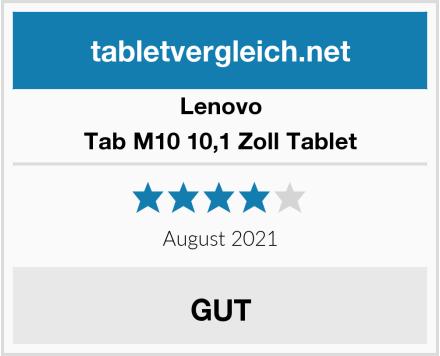 Lenovo Tab M10 Test