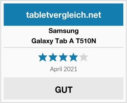 Samsung Galaxy Tab A T510N Test