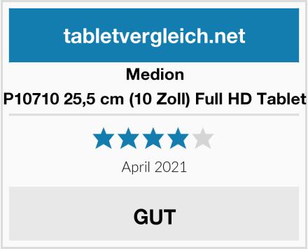Medion P10710 25,5 cm (10 Zoll) Full HD Tablet Test