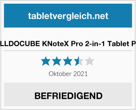 ALLDOCUBE KNoteX Pro 2-in-1 Tablet PC Test