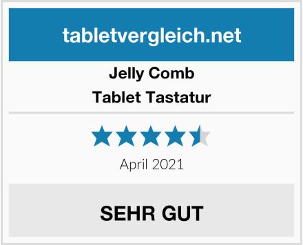 Jelly Comb Tablet Tastatur Test