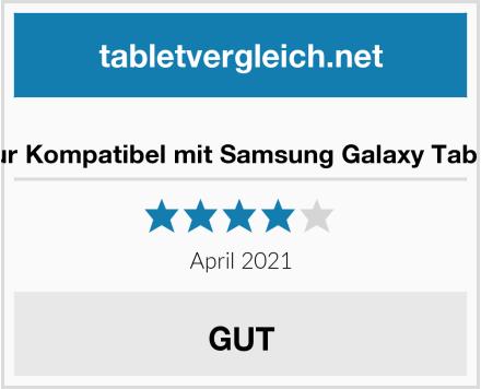 IVSO Tastatur Kompatibel mit Samsung Galaxy Tab A7 10.4 2020 Test