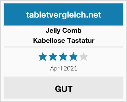 Jelly Comb Kabellose Tastatur Test