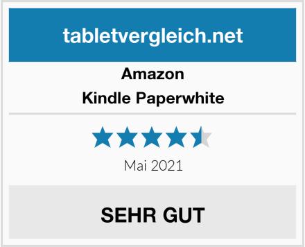 Amazon Kindle Paperwhite Test