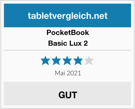 PocketBook Basic Lux 2 Test