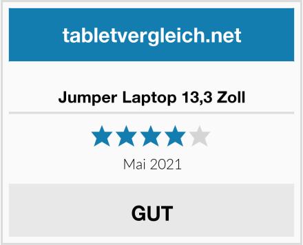 Jumper Laptop 13,3 Zoll Test