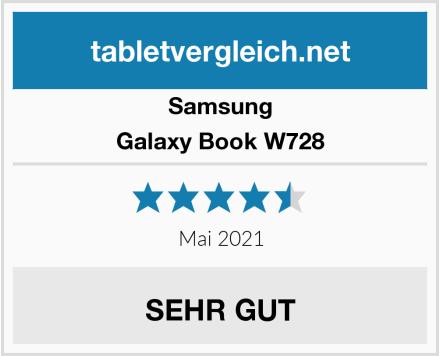 Samsung Galaxy Book W728 Test