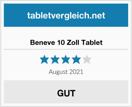 Beneve 10 Zoll Tablet Test