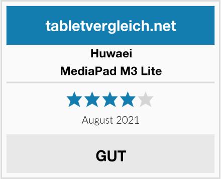 Huwaei MediaPad M3 Lite Test