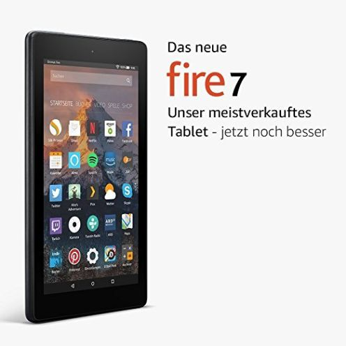 Amazon Fire 7-Tablet mit Alexa