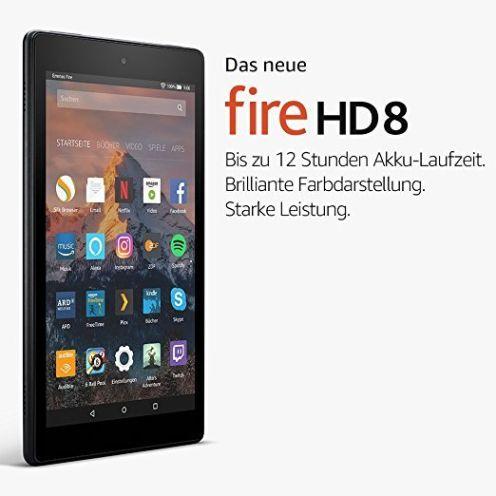 Amazon HD 8-Tablet mit Alexa