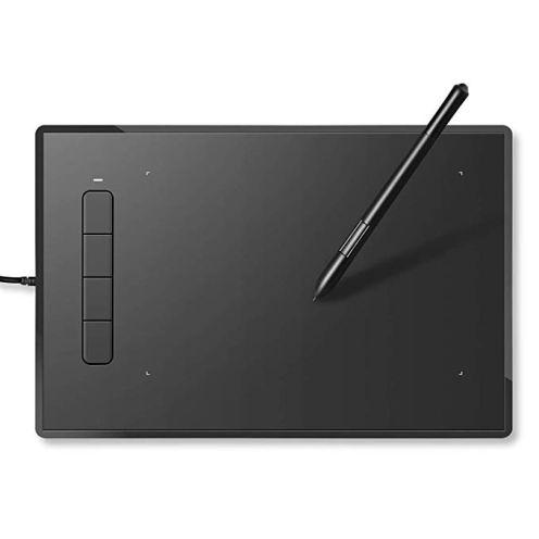 INTEY Grafiktablett mit Digital-Stift