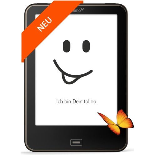 Tolino vision 2 eBook Reader