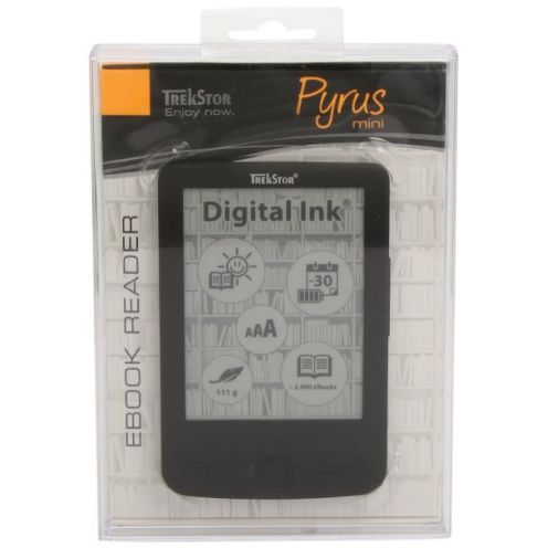 TrekStor eBook Reader Pyrus mini