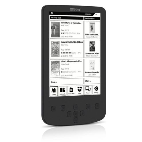 TrekStor Pyrus 2 eBook Reader
